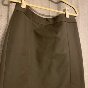 BNWT Calvin Klein brown, size 6 skirt
